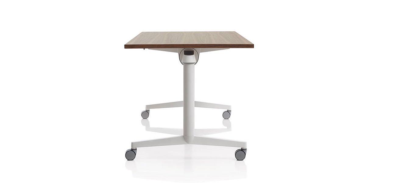flip, mesa, oficinas, mobiliario