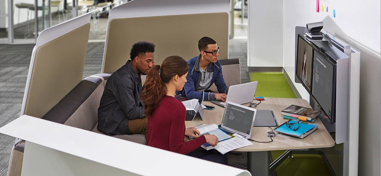 mediascape, mesa, oficinas, mobiliario