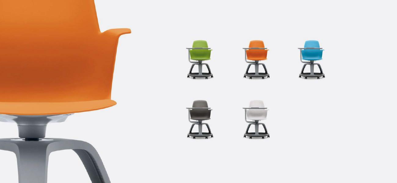 node, silla, oficinas, mobiliario