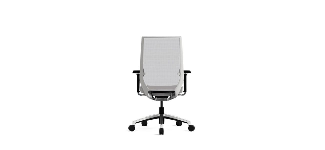 eben, mobiliario, silla, oficina