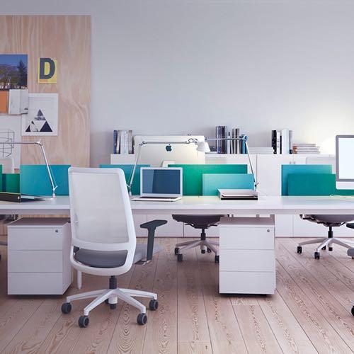 sense, silla, oficinas, mobiliario