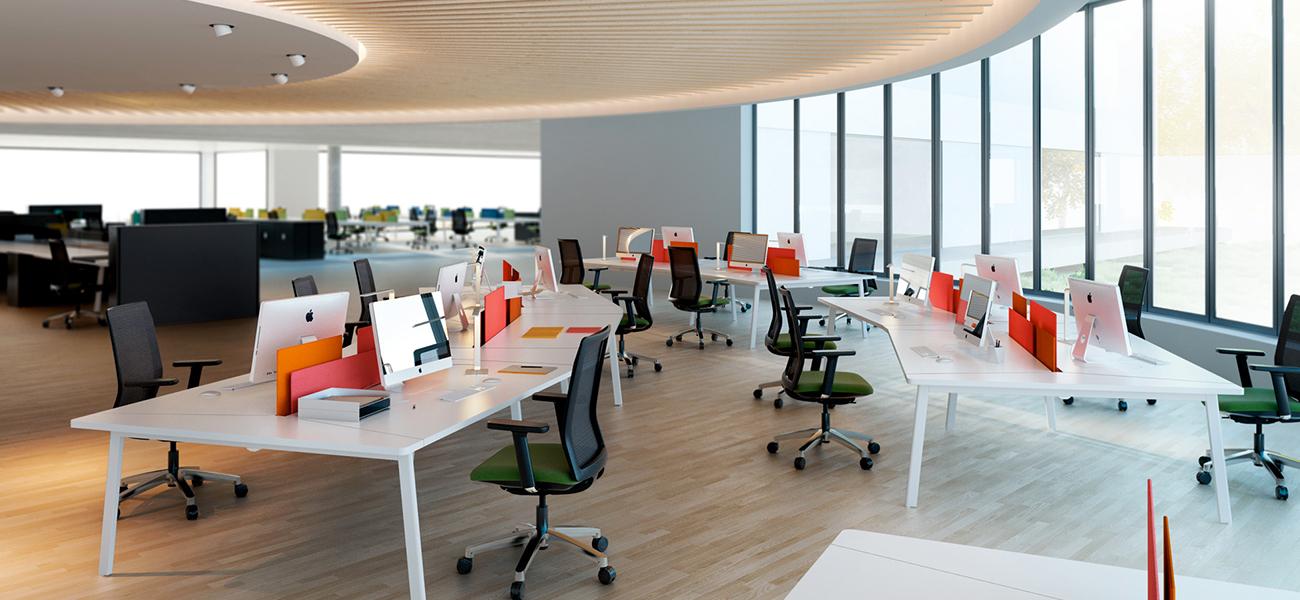 Sentis, silla, oficinas, mobiliario