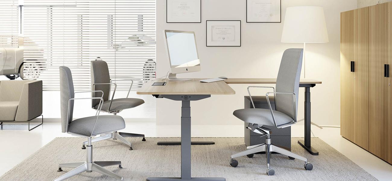 skala, mesa ,oficinas ,mobiliario